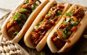 GUSTA Somkey Hot dog