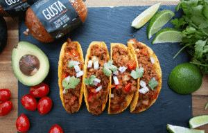 Tacos GUSTA Foods