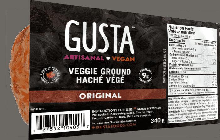 veggie ground original